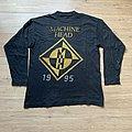1995 Machine Head Burn My Eyes Tour Longsleeve Shirt XL