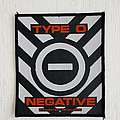 1991 Type O Negative Patch