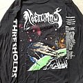Nocturnus - TShirt or Longsleeve - 1992 Nocturnus European Thresholds Tour Longsleeve Shirt XL