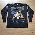 1998 Cradle Of Filth Life Is My Sacrifice Longsleeve Shirt XL