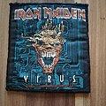 Iron Maiden - Patch - Virus