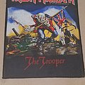 Iron Maiden - Patch - The Trooper backpatch