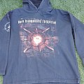 Dark Tranquillity: Projector (Hooded) (Size XL)