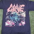 Grave: You'll Never See TShirt or Longsleeve
