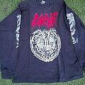 Grave - TShirt or Longsleeve - Grave: ...and Here I Die...Satisfied (Longsleeve)