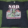 S.O.D.: Sgt D's Last Stand TShirt or Longsleeve