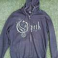 Opeth: Watershed (Hooded with zip) Hooded Top