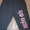 Iced Earth: Logo Jam/Shorts (Size XL)