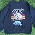 Anthrax: Persistence Of Time (Sweater) TShirt or Longsleeve