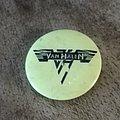 Van Halen - Pin / Badge - Van Halen (Badge)