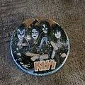 Kiss - Pin / Badge - Kiss (Badge)