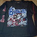 Brutality: Screams Of Anguish Longsleeve (Size L)