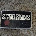 Scorpions - Pin / Badge - Scorpions (Badge)