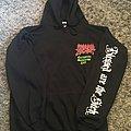 Morbid angel European sickness hoodie 1991 Hooded Top