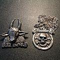 Original pagan pendants and pins Pin / Badge