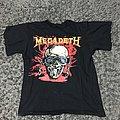 Megadeth 1987 peace sells shirt NO backprint