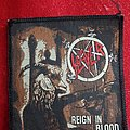 Slayer reign in blood patches unused