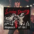 Living Death Vengance of Hell Patch Velbert