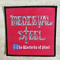 Medieval Steel Patch (Warlords of Steel)
