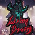 Living Death - Patch - Living Death Vengeance of Hell Shape Patch (Original)