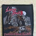 Living Death Protected from Reality Vintage Patch