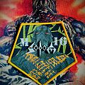 Sodom M-16 Bootleg Patch (Yellow Border)