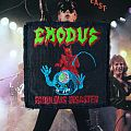 Exodus Fabulous Disaster Patch (Vintage)