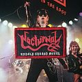 Nocturnal - Patch - Nocturnal Unholy Thrash Metal Patch
