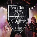 Heavy Metal Fanclub Velbert Patch (Unterstützer)