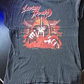 Living Death Metal Revolution Tour Shirt vintage