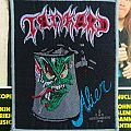 Tankard Alien Patch (Grey Border; Original)