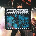Holy Moses Finished with the Dogs Patch (Original)