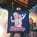 Exodus Bonded by Blood Vintage Patch