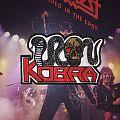 Iron Kobra - Patch - Iron Kobra Logo Shape (Original)
