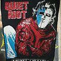 Quiet Riot Metal Health Vintage Backpatch