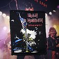 Iron Maiden Beast on the Road Patch (Vintage)