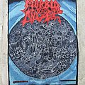 Morbid Angel Altars of Madness Backpatch Razmataz