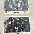 Sodom - Other Collectable - Signed Sodom Promo Photos