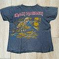 Iron Maiden - TShirt or Longsleeve - Iron Maiden Piece of Mind FC Shirt