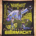 Vintage Wehrmacht Biermacht Woven Patch
