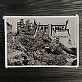 Death Angel The Ultra Violence Woven Patch (White Border)
