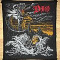 Vintage Dio Holy Diver Woven Patch
