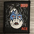 Vintage Kiss Ace Frehley Woven Patch