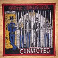 Cryptic Slaughter Convicted Woven Patch