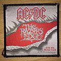 Vintage AC/DC 1990-1991 World Tour Woven Patch