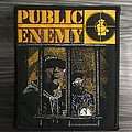 Vintage Public Enemy It Takes A Nation Of Millions To Hold Us Back Woven Patch