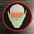 Vintage Kreator Coma Of Souls Woven Patch