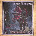 Grim Reaper - Patch - Grim Reaper See You In Hell Woven Patch