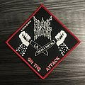 Blade Killer Woven Patch