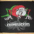 Vintage Crumbsuckers Woven Patch